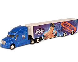 WWE 1:64 Scale Diecast John Cena Semi-Truck - Toys & Games ... 11 Of The Best Toy Semi Trucks For Revved Up Kids In 2017 Rc Velocity Toys Ertl 15978 John Deere Truck With Grain Hauler Trailer Ebay Paw Patrol Patroller Walmartcom Stop Pictures Long Haul Trucker Newray Ca Inc Monster Treads Tractor And 2pack At Toystop Tamiya 114 Ford Aeromax 6x4 Kit Tam56309 Cars Bestchoiceproducts Rakuten Choice Products Transport City Peterbilt Farm For Fun A Dealer