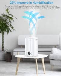 kollea luftbefeuchter ultraschall schlafzimmer mit kleiner