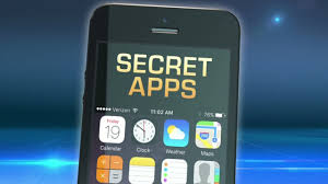 Secret apps let iPhone users hide images
