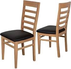 staboos 4er set esszimmerstühle leder ch62 stuhlset
