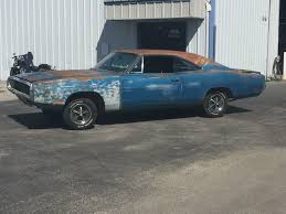 100 Dodge Rt Truck For Sale 1970 Charger RT Project Car Overall Solid Car Project Cars