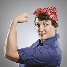 Rosie The Riveter Halloween Diy by 5 Last Minute Halloween Costumes You Can Diy Unfranchise Blog