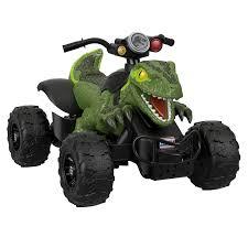 100 Monster Truck Power Wheels Jurassic World Dino Racer