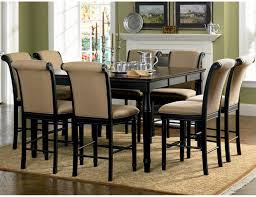 Delightful 8 Chair Dining Table Exquisite Room Set For Of Seat Tables