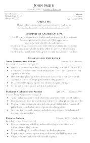 Senior Executive Assistant Job Description Resume Cover Letter Administrative Samples To