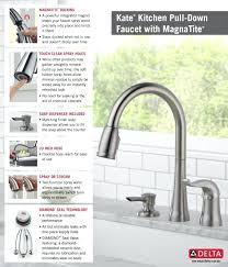 Moen Motionsense Kitchen Faucet Home Depot by Delta Kitchen Faucet Leaking U2013 Imindmap Us