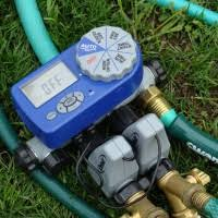 Orbit Hose Faucet Timer Wont Turn Off by Review Of A Couple Of Brands Of Sprinkler Timer Watering Timers