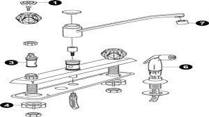 Moen Banbury Faucet Manual by Inspirations Sink Faucet Parts Moen Customer Service Delta