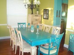 Chair Pads Dining Room Chairs by Teal Blue Dining Room Chairs Table Set Ireland Chair Slipcovers