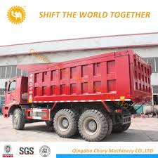 China Sinotruk HOWO 10wheel 70ton Coal Mine Dump Truck For Sale ...