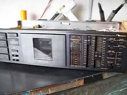Nakamichi Tape Deck Bx 2 by Tape Deck Nakamichi Bx 300 Youtube