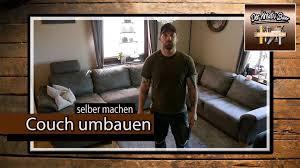 seine sofa umbauen selber machen selbst gemacht