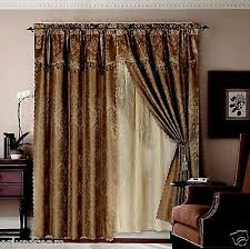 Priscilla Curtains With Attached Valance by Magnificent Curtains With Attached Valance And Best 46 Curtains 2