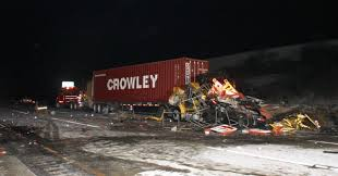 100 Truck Accident Chicago S Are Getting More Dangerous And Drivers Are Falling Asleep At
