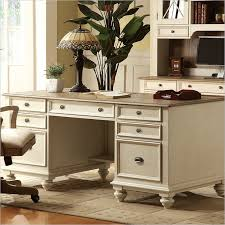 Sauder Antique White Furniture Antique Home fice Desk Furniture