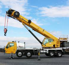 100 Truck Mounted Cranes WATM Crane Forklift Sales Service Repair And Maintenance