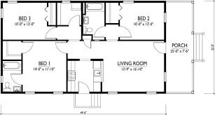 cottage style house plan 3 beds 2 00 baths 1112 sq ft plan 514 15