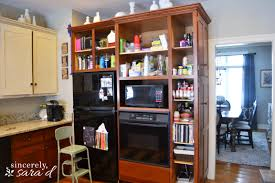 Chalk Paint Colors For Cabinets by Painting Cabinets With Chalk Paint Sincerely Sara D