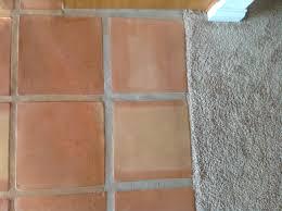 saltillo tile peeling dull california tile refinishing