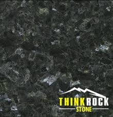 emerald green granite tile from thinkrock factory china