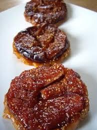 cuisiner figues fraiches tarte tatin aux figues fraiches et au caramel balsamique pinteres