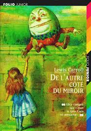lewis carroll de l autre côté du miroir de lune