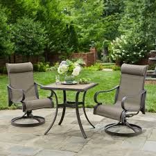 Patio Furniture Sets Under 300 by Patio 3 Piece Patio Set Under 100 Patio Furniture Kmart