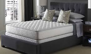 Serta Perfect Sleeper Air Mattress With Headboard by Queen Serta Perfect Sleeper Silver Suite Supreme Double Sided