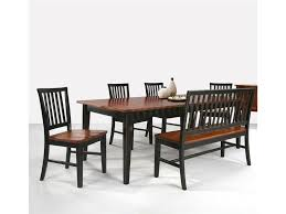 Intercon ArlingtonDining Table Bench Side Chairs
