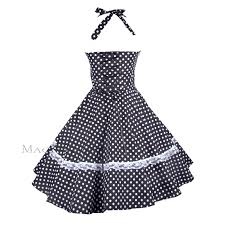 50s 60s vintage polka dot swing jive rockabilly dress ebay