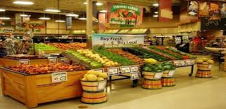 Produce Table Displays Grocery Store Fixtures