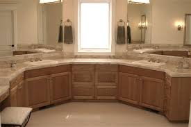 Small Bathroom Vanities With Makeup Area by Makeup Vanity Bathroom Perfect 20 Bathroom Bathroom Vanity With