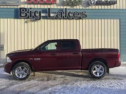 2018 RAM 1500 In High Prairie, AB | Big Lakes Dodge