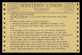 Correspondencedeskwestern Unioncom by Dr Martin Luther King Jr Selected Sermons Speeches