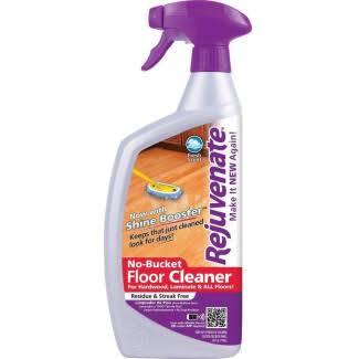 Rejuvenate No-Bucket Floor Cleaner - Fresh Scent, 32oz