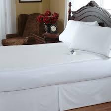 sherpa electric mattress pad