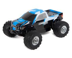 Helion Conquest 10MT XLR Brushless 1/10 RTR 2WD Electric Monster ... Helion Conquest 10mt Xb 110 Rtr 2wd Electric Monster Truck Wltoys 12402 Rc 112 Scale 24g 4wd High Tra770864_red Xmaxx Brushless Electric Monster Truck With Tqi Hsp 94111pro Car Brushless Off Road 120 Speed Remote Control Cars 24g Rc Redcat Blaoutxteredtruck Traxxas Erevo Vxl 20 4wd Orange Team Associated Mt28 128 Mini Unbeatabsale Racing Blackoutxteprosilversuv Blackout Shop Terremoto 18 By