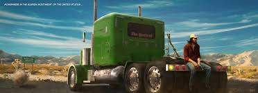 100 Southwest Truck And Trailer Rew Hunt Weapon Of Mass Creation Backslider Key Art