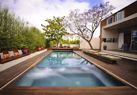 Deck Designing by Swimming Pool Deck Design Gingembre Co