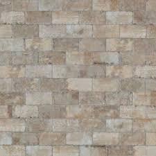 south side 4x8 reclaimed brick look porcelain tile