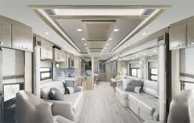 Newmars King Aire Line Takes A Unique But Very Ornate Approach To RV Making