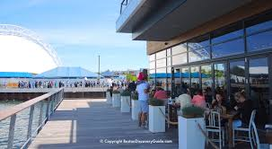 Harborside Grill And Patio Boston Ma Menu by Seaport Restaurants South Boston Waterfront Where To Eat