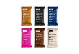 The RXBAR Is Advertised As A Healthy Alternative To Sugary Energy Bars Through Minimal Processing And Wholesome Ingredients Like Egg Whites Nuts