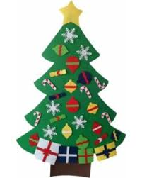 Tree Wall Decor With Pictures by Boo Tiful Sales On Felt Christmas Tree Outgeek 3 2ft Diy Christmas