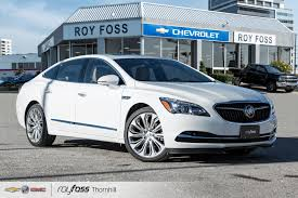 100 Lacrosse Truck Center New Buick LaCrosse At Roy Foss Thornhill ON