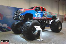 100 Monster Truck Shows 2014 SEMA Show Photos Album One