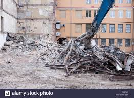 100 Demolition Truck Truck In Action Stock Photo 103449663 Alamy