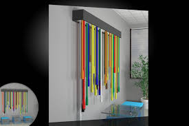 Portfolio Sample Colored Cable Product Display V1 A