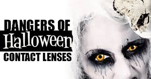 Prescription Halloween Contacts Astigmatism by Dangers Of Halloween Contacts Contact Lens King