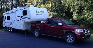 5th Wheel Or Travel Trailer RV? - Nissan Titan Forum A Truck Towing Trailer Jeep Long Haul Youtube Live Really Cheap In A Pickup Truck Camper Financial Cris Rv Accsories Parts Swagman Bike Rack On 2 Extended Towing Bar With Tb Trailer Think You Need To Tow Fifthwheel Hemmings Daily Newbies Tt Wrangler Unlimited Smallest Timberline 2018 Forest River Rockwood Ultra Lite What Know Before You Tow Fifthwheel Autoguidecom News Peanut Nuthouse Industries 50 Tow Service Anywhere In Tampa Bay 8133456438 Within The 10 Are Best Tires For Ford F150 30foot The Adventures Of Airstream Mikie Toyota Fj Cruiser As